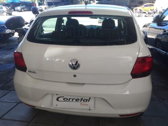 Vw- Volkswagen - Gol City 1.0 Flex Carro Extra - Financio 81- * - Foto 12