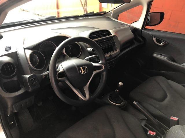 Honda Fit Lxl 1.4 Flex 8V 2010 Prata Completo Muito Conservado - Foto 6