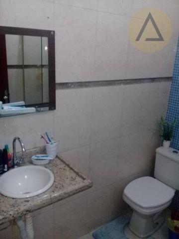 Atlântica imóveis tem excelente casa para venda no bairro Extensão Serramar em Rio das Ost - Foto 14