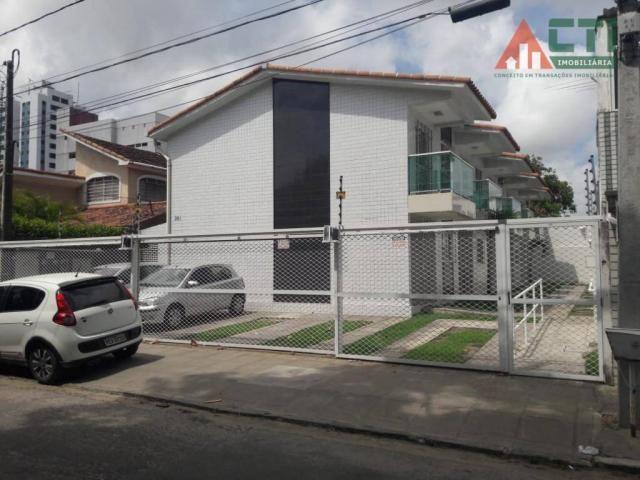 Casa com 3 dormitórios à venda, 80 m² por R$ 310.000 - Cordeiro - Recife/PE - Foto 17