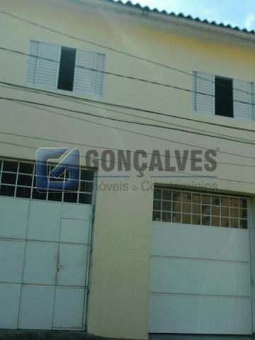 Casa à venda com 4 dormitórios em Santo antonio, Sao caetano do sul cod:1030-1-122128