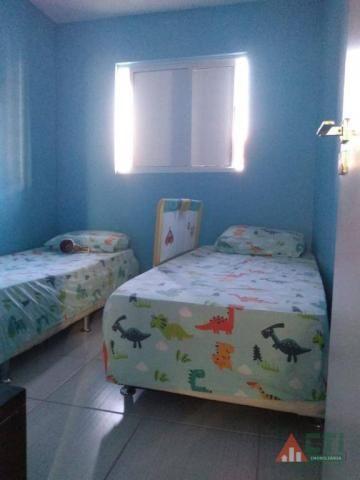 Casa com 3 dormitórios à venda, 80 m² por R$ 310.000 - Cordeiro - Recife/PE - Foto 13