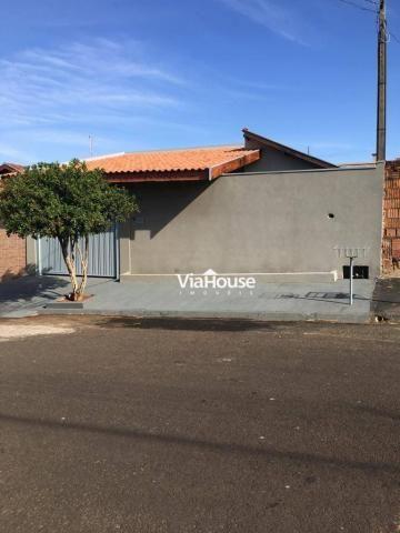 Casa com 2 dormitórios à venda, 170 m² por R$ 205.000 - Luiza Grandizolli Girardi - Brodow