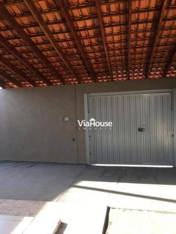 Casa com 2 dormitórios à venda, 170 m² por R$ 205.000 - Luiza Grandizolli Girardi - Brodow - Foto 3