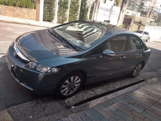 Honda Civic LXL Automático 1.8 Flex 10/11 - 52.000km