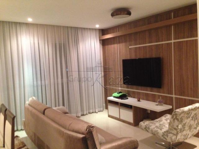 Excelente Apartamento 4 Dormitórios - Splendor Blue - SJc