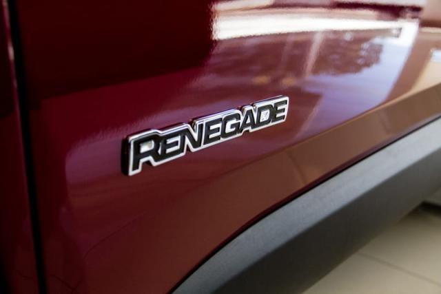 JEEP RENEGADE 1.8 16V FLEX LIMITED 4P AUT - Foto 11