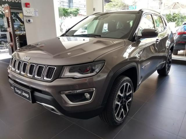 JEEP COMPASS LIMITED DIESEL - Foto 3
