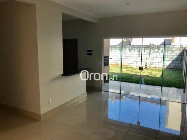 Sobrado à venda, 131 m² por r$ 440.000,00 - residencial center ville - goiânia/go - Foto 4