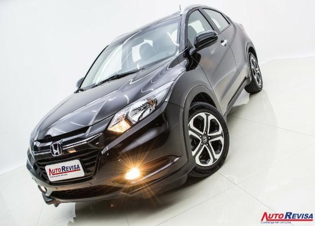 Honda Hr-v Exl 1.8 Cvt - Unica Dona 49700 Km - 2016 - Foto 12