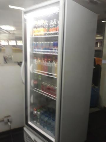 Freezer Vertical::GTPC - 575 PVA p/ gelo / PT Vidro / 575 litros:: R$ 2.600 - Foto 2