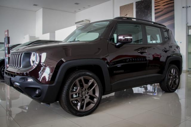 JEEP RENEGADE 1.8 16V FLEX LIMITED 4P AUT - Foto 4