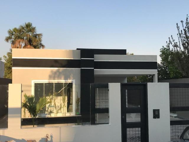 Oportunidade! Casa nova com piscina e churrasqueira em Vicente Pires - Foto 2