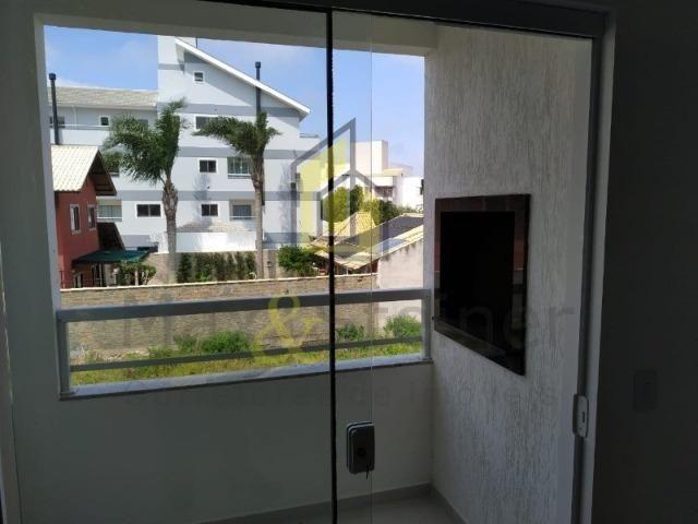 Ingleses& A 400 metros da praia, Lindo Apartamento com móveis planejados, de 02 dorm - Foto 17