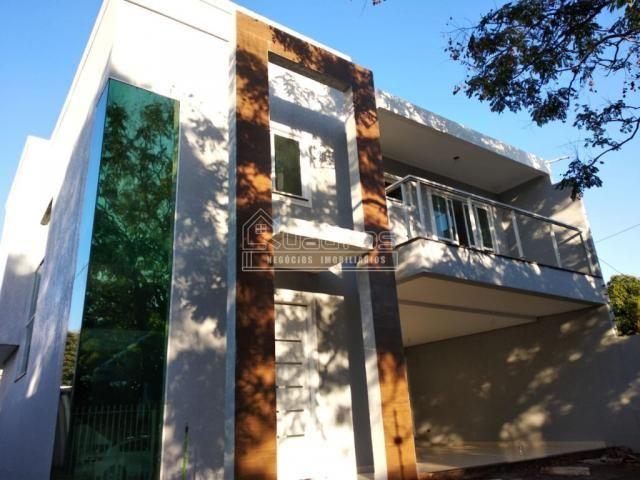 Casa à venda com 3 dormitórios em Jardim acaray, Foz do iguacu cod:4463 - Foto 2