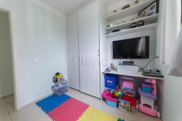 Apartamento à venda com 3 dormitórios em Parque prado, Campinas cod:AP014850 - Foto 19