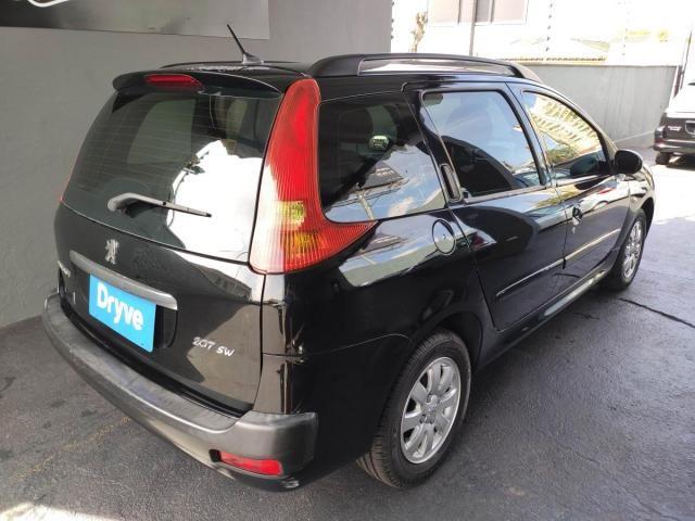 Peugeot  207 XR 1.4 8V Flex 82CV 4x2 4P - Foto 4