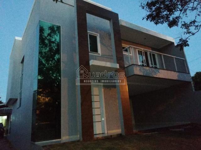 Casa à venda com 3 dormitórios em Jardim acaray, Foz do iguacu cod:4463 - Foto 4