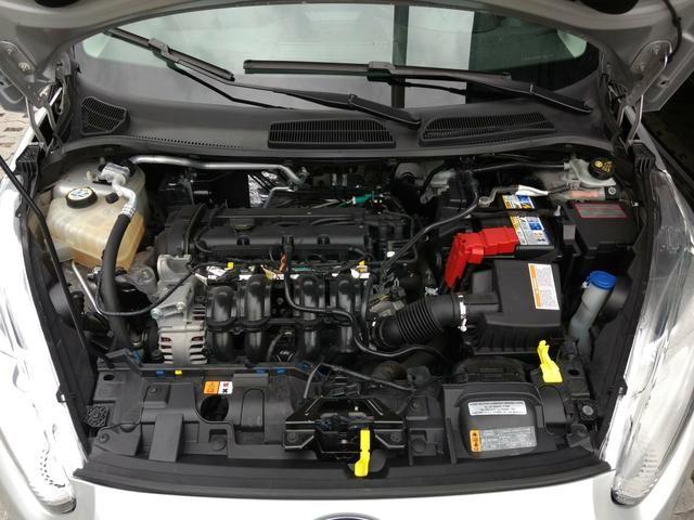 New Fiesta SE 1.6 Powershift Automatico de Único Dono 2014 - Foto 8