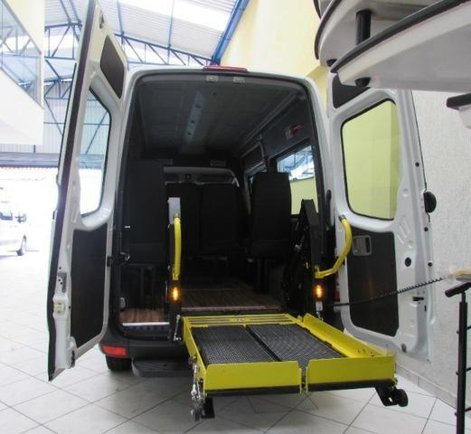 Mercedes-Benz Sprinter 415 com Cadeirante - Foto 8