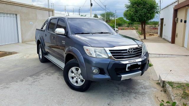 Hilux 2012 SRV 4X4 2.7 Flex