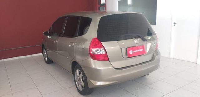 Honda Fit Lxl completo 2008 com Gnv Financio em até 60x - Foto 3