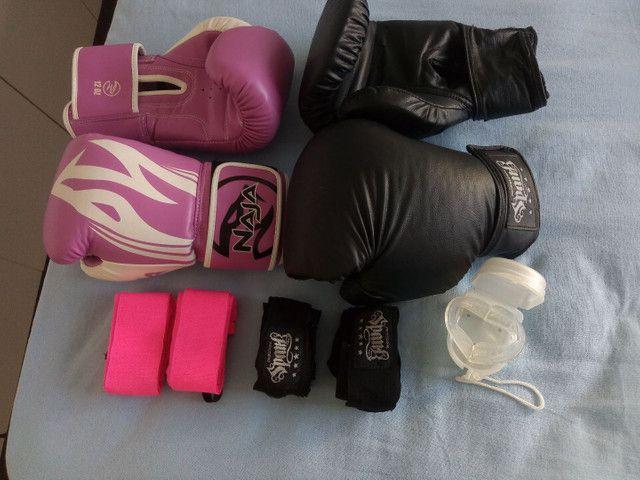 Luvas Box / Kickboxing.. valor da unidade na descrição