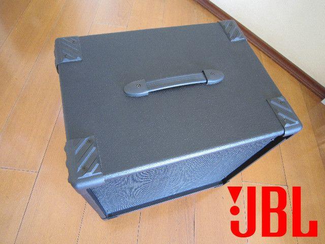 """Caixa para baixo 4x8"""" - Falantes JBL Novos. 560W - Foto 3"""