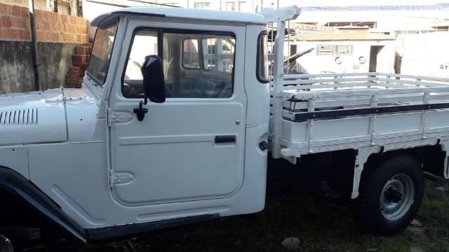 Toyota bandeirante ano 95