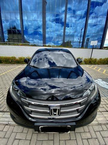 Honda CR-V LX 2013-2013 único dono!!