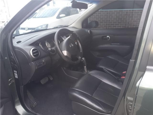 Nissan Livina 1.8 sl x-gear 16v flex 4p automático - Foto 9