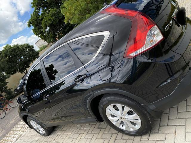 Honda CR-V LX 2013-2013 único dono!! - Foto 3