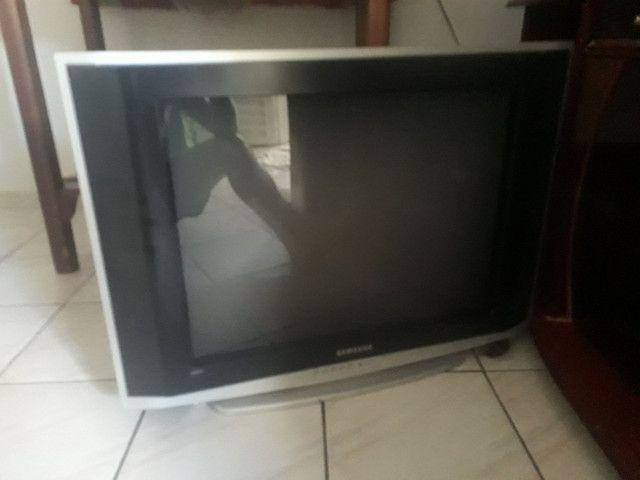 TV Samsung  29 polegadas funcionando perfeitamente