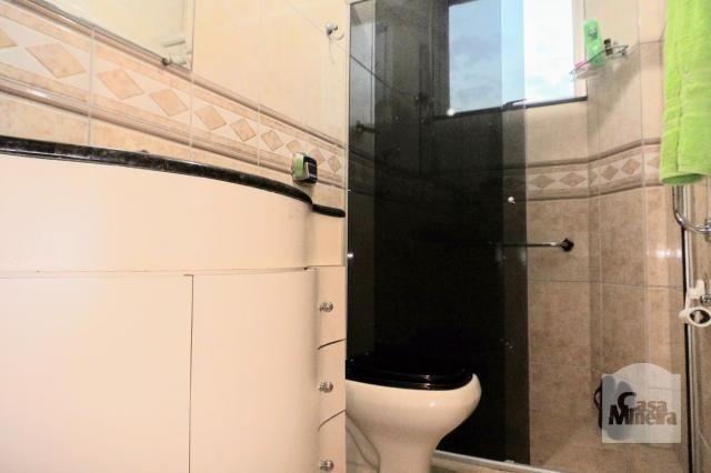 Apartamento à venda com 2 dormitórios em Caiçaras, Belo horizonte cod:270555 - Foto 20