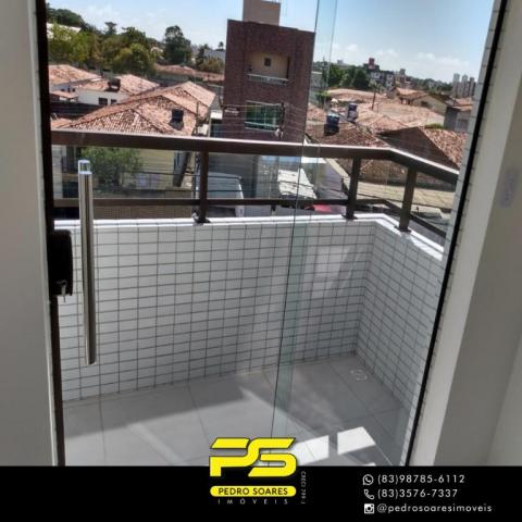 Apartamento com 2 dormitórios a partir de, 56 m² por R$ 140.000 - Cristo Redentor - João P - Foto 3