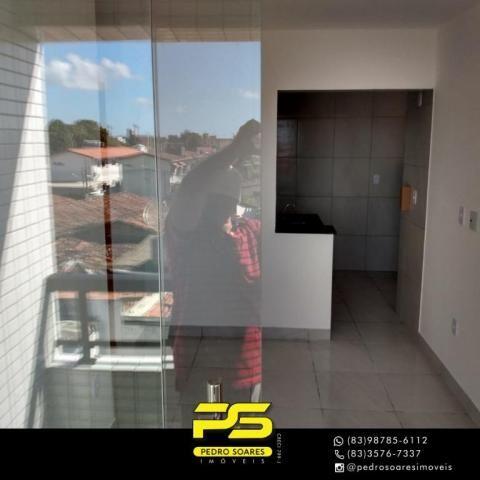 Apartamento com 2 dormitórios a partir de, 56 m² por R$ 140.000 - Cristo Redentor - João P - Foto 13