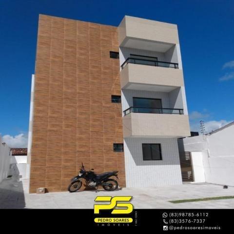 Apartamento com 2 dormitórios a partir de, 56 m² por R$ 140.000 - Cristo Redentor - João P
