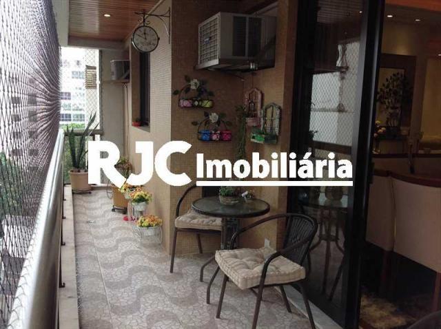 Apartamento à venda com 3 dormitórios em Tijuca, Rio de janeiro cod:MBAP31922 - Foto 8