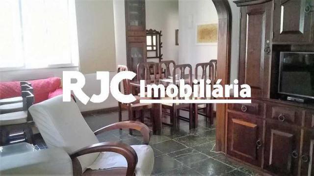 Cobertura à venda com 3 dormitórios em Tijuca, Rio de janeiro cod:MBCO30195 - Foto 4