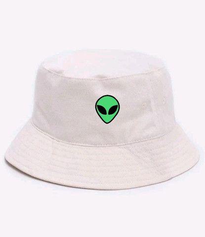Chapéu bucket alien - Foto 5