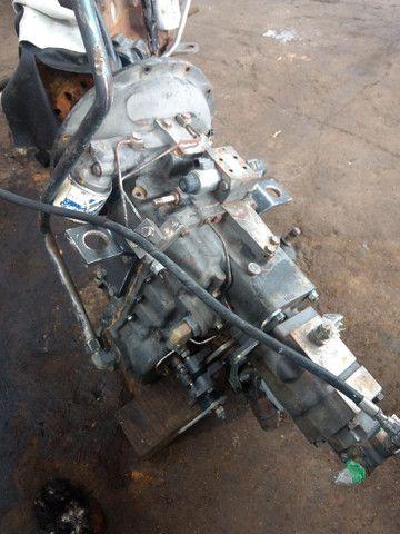 Retroescavadeira motor para retros: Newholland,  CaseN,   * - Foto 3