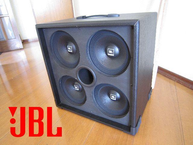 """Caixa para baixo 4x8"""" - Falantes JBL Novos. 560W - Foto 5"""