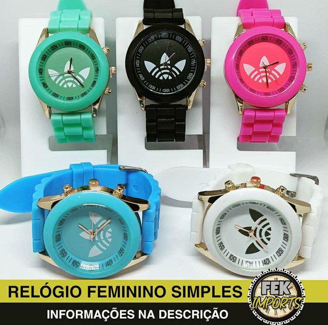 Relógio Feminino Simples