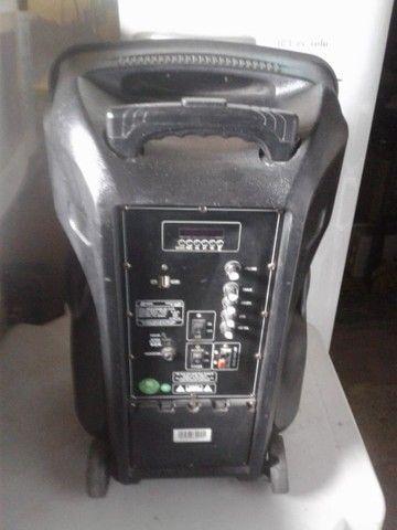 Caixa de som Lenoxx 500w tel * - Foto 3