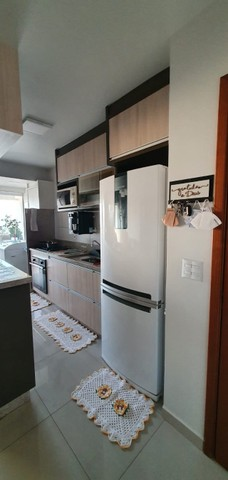 apartamento de 3 qts com escaninho, armários, porcelanato, condomínio reserva da amazônia - Foto 7