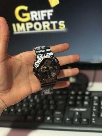 Relógio G-Shock One Piece Automático Lançamento  - Foto 2
