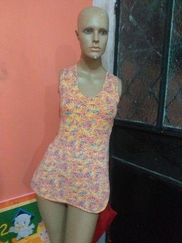 Vende-se lote de roupas usadas e manequim (LEIA A DESCRIÇÃO COM ATENÇÃO) - Foto 4