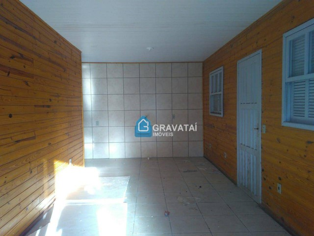 Casa com 2 dormitórios para alugar por R$ 680/mês - Santo Antônio - Gravataí/RS - Foto 4