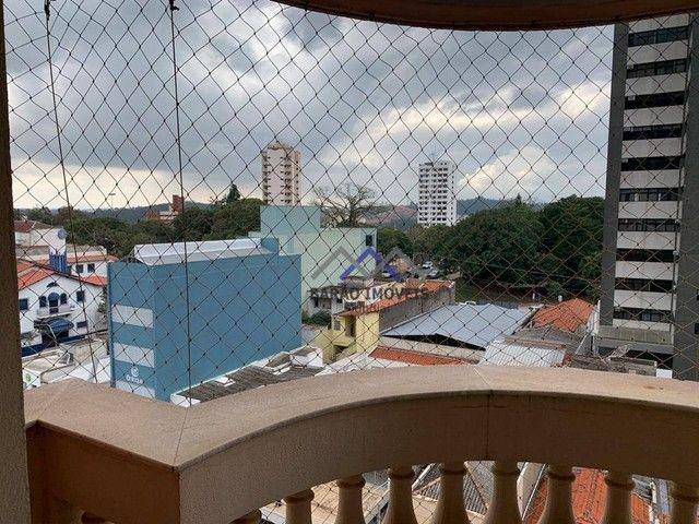 Apartamento com 4 dormitórios para alugar, 215 m² por R$ 3.500,00/mês - Centro - Jundiaí/S - Foto 3