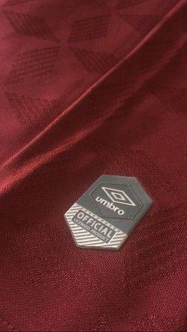 Camisa Sport roxa, edição especial  - Foto 4